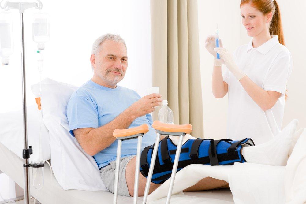 Уход за больным с остеохондрозом