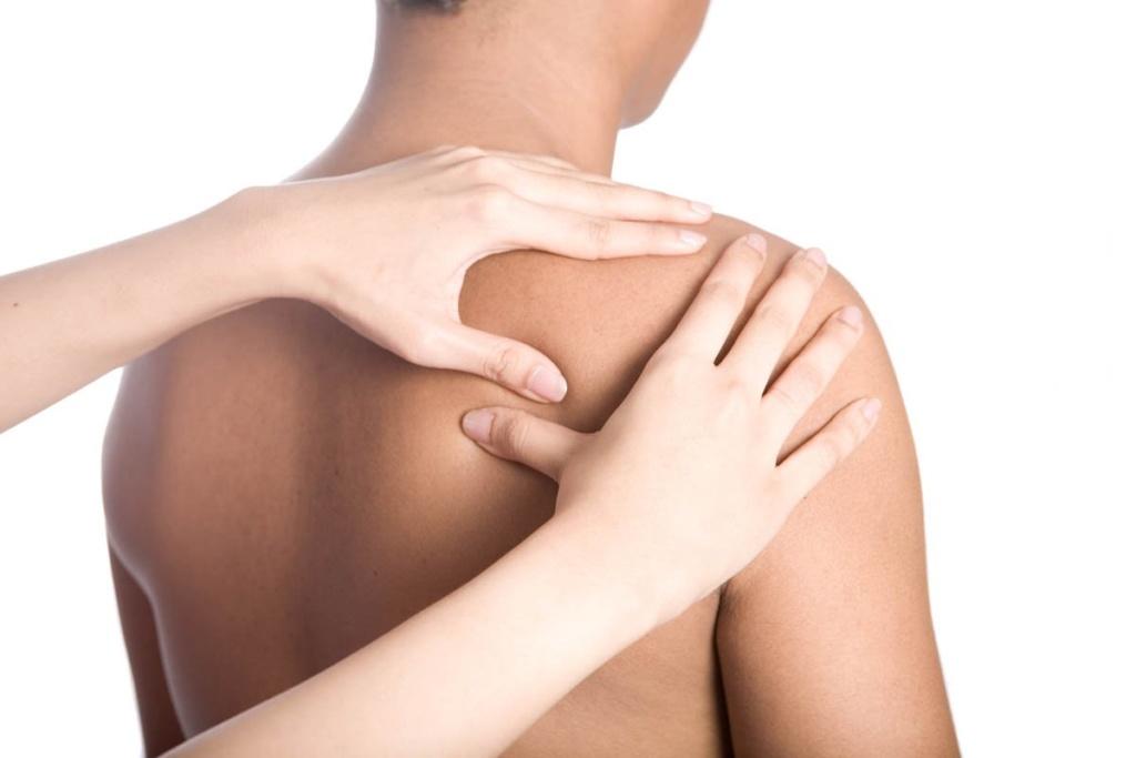 Реабілітація після травм плеча