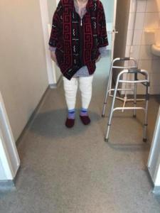Восстановление после замены колена