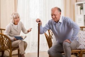 Болезнь суставы в пожилом возрасте