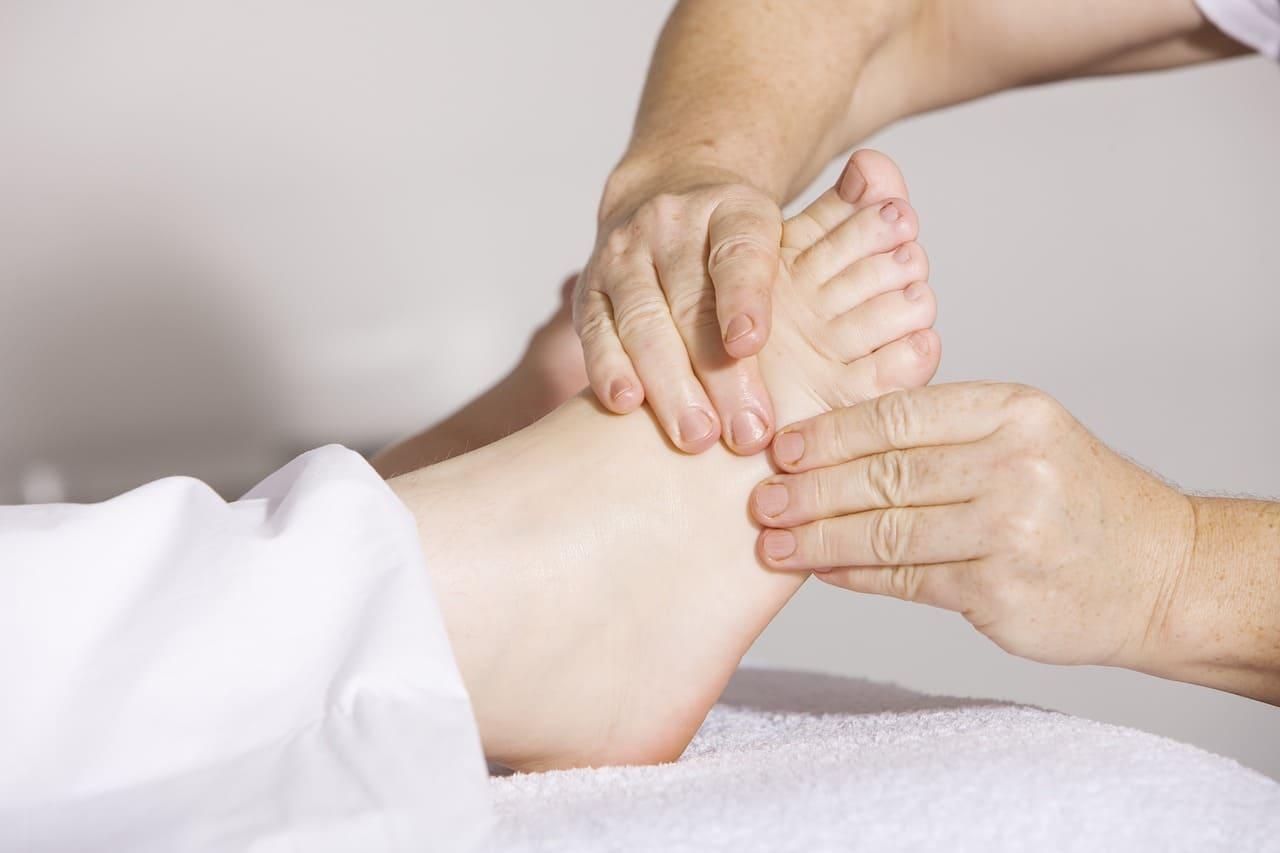 Причины отечности ног