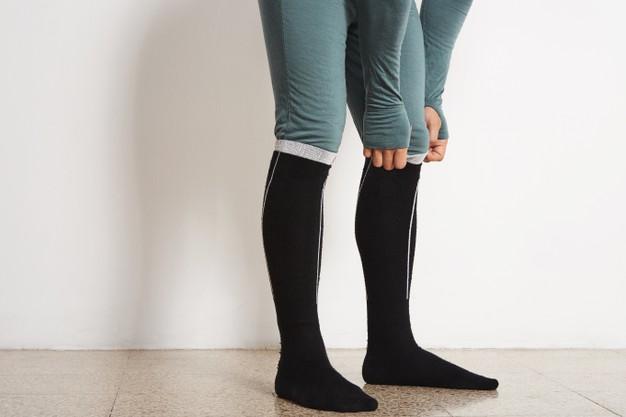 Термоноски против обморожения ног