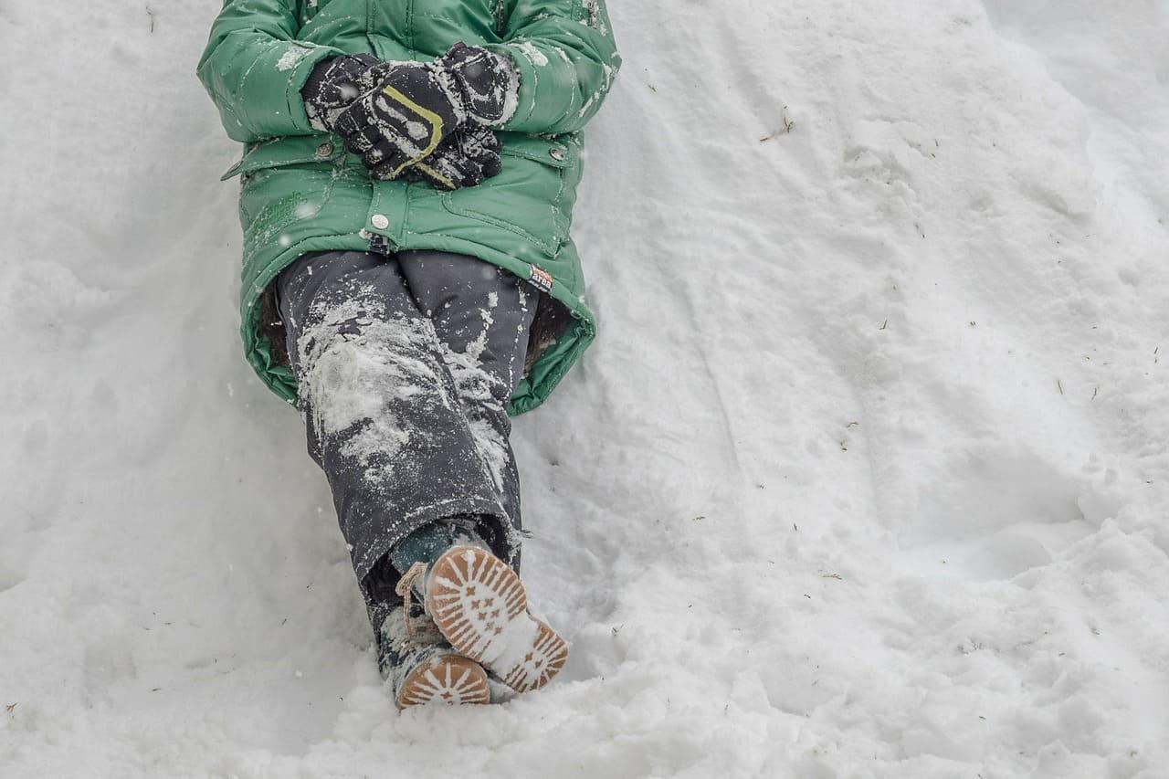 Согреть и не обморозить ноги в мороз